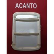 Полотенцесушитель ACANTO 70 алюминий фото