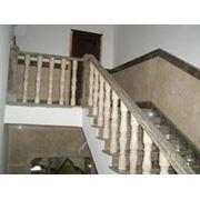 Лестницы из гранита фото