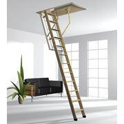 Чердачные лестницы ROTO фото