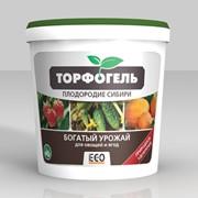 ТОРФОГЕЛЬ Плодородие Сибири «Богатый урожай» фото