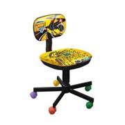 Кресло детское Бамбо дизайн Игра. Гонки фото