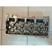Головка блока цилиндров ГБЦ двигателя Cummins ISF2.8 5271176 5264128 Газель-Бизнес Камминз фото