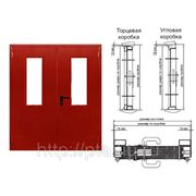 Двери противопожарные однопольные (стандартные) EI-60 фото