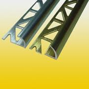 Профиля алюминиевые для плитки фото