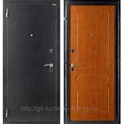 Входная металлическая дверь К2-П1 фото