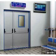 Двери противопожарные металлические EI-60, EI-90 фото