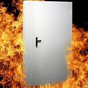 Противопожарная Металлическая Дверь EI 60 фото