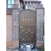 Металические двери в Краснодаре. фото