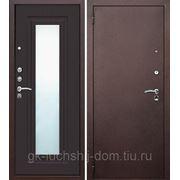 """Дверь металлическая """" Царское зеркало"""", венге, беленый дуб, в Наличие г. Самара фото"""