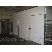 Двери холодильные, промышленные, технические фото