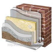 Фасадные системы утепления и отделки BAUMIT фото
