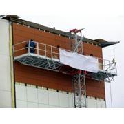 Навесной вентилируемый фасад фото