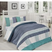 Комплект постельного белья CREAFORCE, Madora Mavi фото