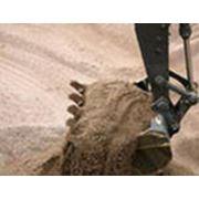 Природный песок фото