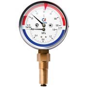 Термоманометр ТМТБ радиального присоединения фото