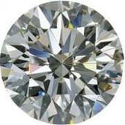 Бриллиант круглый 2 карата фото