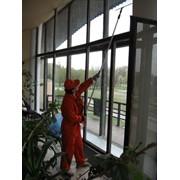 Комплексное контрактное клининговое обслуживание офисных и производственных зданий фото