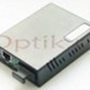 Конвертеры 100 Fast Ethernet - оптика Одноволновые 2волокна