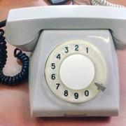 Телефонные аппараты дисковые VEF ТА-68 фото