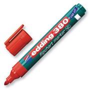 Маркер по бума (для флипчартов) EDDING E-380/2 красный фото