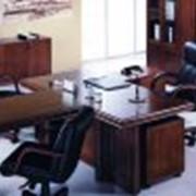 Мебель в кабинет руководителя Harvard