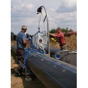 Услуги по ремонту трубопроводов Одесса фото