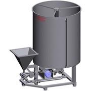 Комплект оборудования для приготовления рассолов и маринадов, производительность 2000 л/ч фото
