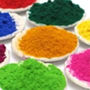 Синтетические пищевые красители фото