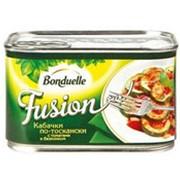 Кабачки BONDUELLE FUSION По-тоскански с томатами и базиликом, 375г фото