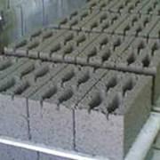 Блок на перегородки стены керамзитовые шлаковые фото