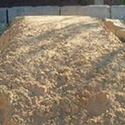 Песок щебень отсев шлак керамзит грунт глина  фото