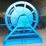 Лебедки промышленные тяговые маневровые фото