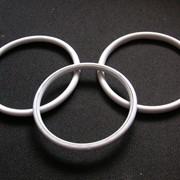Резиновые кольца в фторопластовой оболочке фото