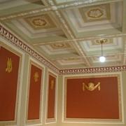 Шпаклевка стен и потолков, работы по отделке потолков, отделка потолков отделка потолков фото фото