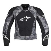 Мотокуртка Alpinestars Stella Sniper Air-Flo Black фото