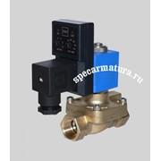 Клапан электромагнитный дренажный SMS-TORK S8110.03.145N Ду15 Ру 0,5-16 фото