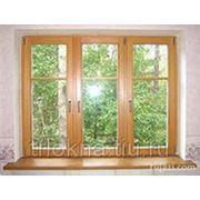 Деревянные Окна, системы раздвижных и складывающихся окон и дверей фото