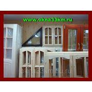 Размер 1000х1500;1000х1800;1000х2000 Мы занимаемся поставкой деревянных оконных блоков, верандных рам !!! фото