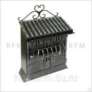 LUXURY RUSTIC MAIL BOX (614) / почтовый ящик, (материал алюминий). АРТ VU/2604 фото