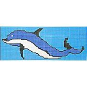 Майолика Дельфин фото