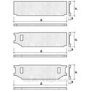 Балконы балконы типов ПБ, ПБК, ОБ, ИПБ, МБП, ОБП, ПМИ, УМ, ПЭ из бетона марок 200 фото