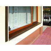 Алюминиевый балконный блок фото
