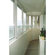 Металлопластиковые лоджии и балконы в спб — высокое качество и доступные цены ! фото