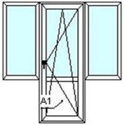 Балконный блок в хрущевку под ключ! фото