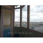 Лоджии и балконы фото