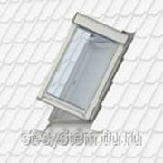 Мансардные окна для выхода на крышу Окно-люк GVT фото