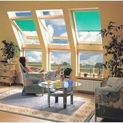 Мансардные окна с комбинированной системой открывания FPP-V U3 preSelect и FPU-V U3 preSelect фото
