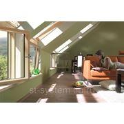 Для установки в группах мансардные карнизные окна BDL L3, BDR L3, BVP L3, BXP L3 фото