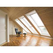 Мансардное окно-балкон Cabrio GDL фото