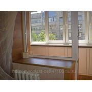 Окна ПВХ, балконы, лоджии. фото